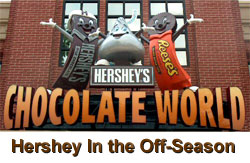 Hershey in the Off-Season